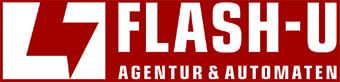 Flash-U GmbH. Vermietung von Event-Systemen und Fotoautomaten